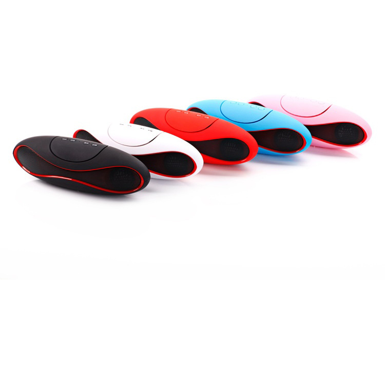 Bluetooth speaker with card reader and NFC function