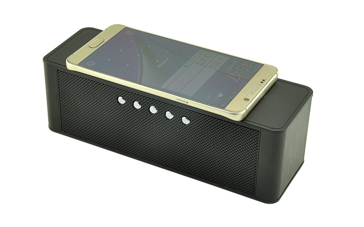 High Sound quality Wireless Charging bluetooth speaker